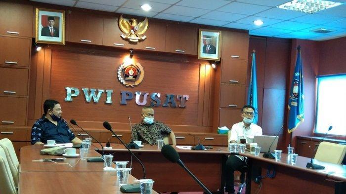 Porwanas PWI Akan Dilaksanakan Tahun 2021 Ini kata Atal S Depari