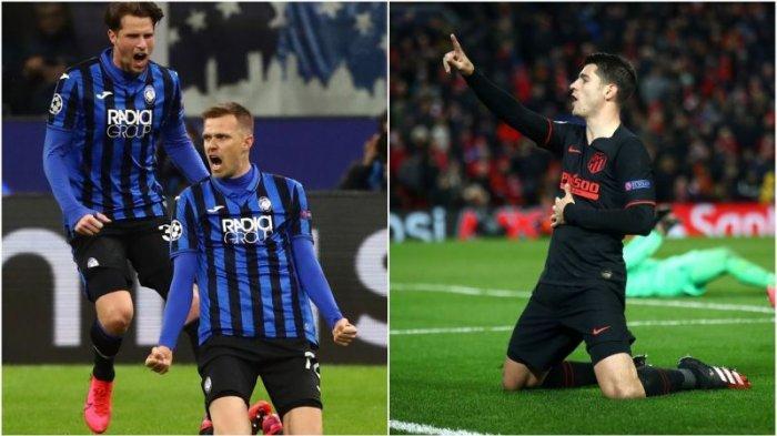 Atalanta & Atletico Madrid: Berawal dari Mimpi Indah Liga Champions Menuju Mimpi Buruk Virus Corona
