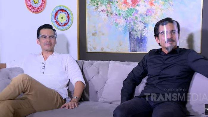 Reaksi Atalarik & Teddy Syach saat Diperlihatkan Foto Nissa Sabyan: Nggak Tahu Siapa, Nyerah