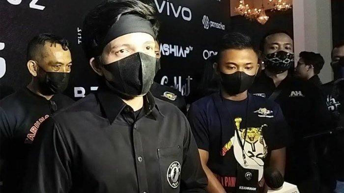Atta Halilintar ketika ditemui di kawasan Kebayoran Baru, Jakarta Selatan, Kamis (23/9/2021) malam.