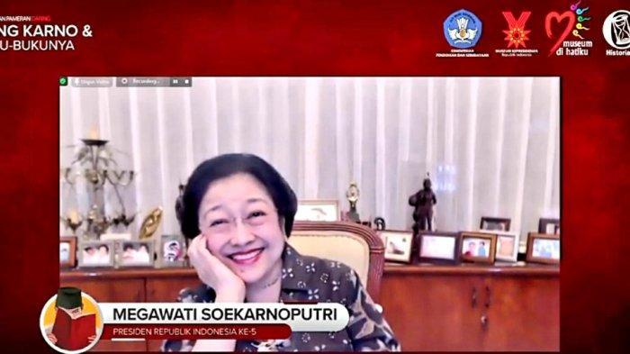 Megawati Harap Milenial Indonesia Serap Kegemaran Membaca Buku Bung Karno