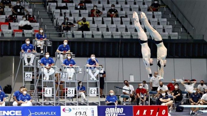 Kejuaraan Olahraga Internasional Pertama di Jepang Dengan Atlet Asing Berdatangan ke Tokyo