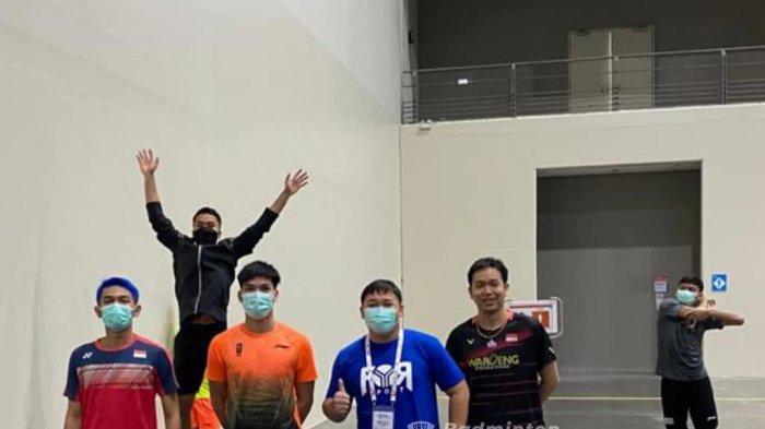 Indonesia Sisakan 4 Wakil di Semifinal Thailand Open 2021, Ketum PP PBSI Beri Semangat dan Dukungan