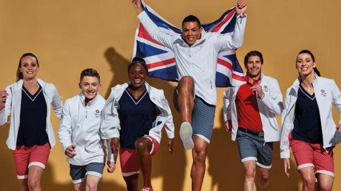 Atlet Britania Raya Bakal Pakai Sepatu Unik di Upacara Penutupan Olimpiade