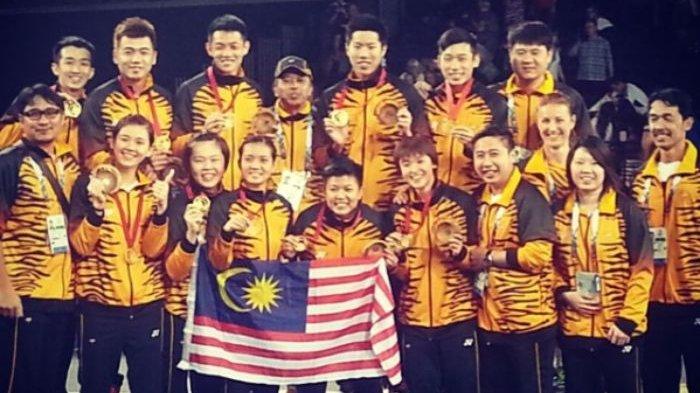 Gagal Juarai Asian Games 2018, Atlet Bulutangkis Malaysia Salahkan Pelatihnya dari Indonesia