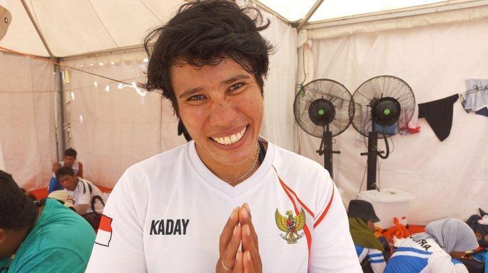 Kapten Tim Dayung Sultra Dayumin Ungkap Penyebab Gagal Raih Emas di TBR Mix 500 Meter