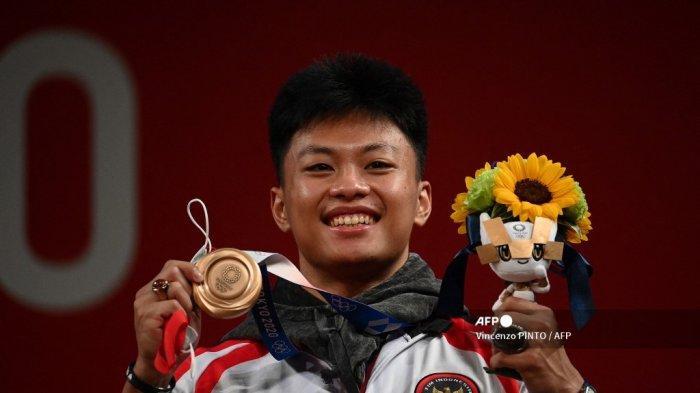 Rahmat Erwin Abdullah: Medali Perunggu Olimpiade Tokyo 2020 Ini Untuk Rakyat Indonesia
