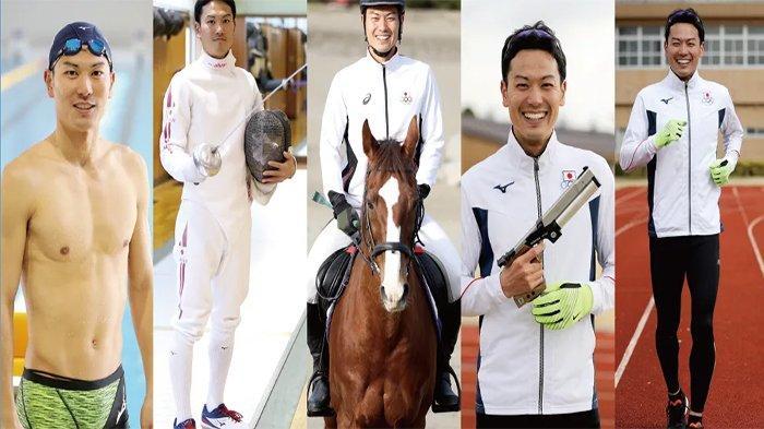 Atlet Jepang Cabang Pentathlon Antusias Hadapi Olimpiade, Bertekad Raih Medali