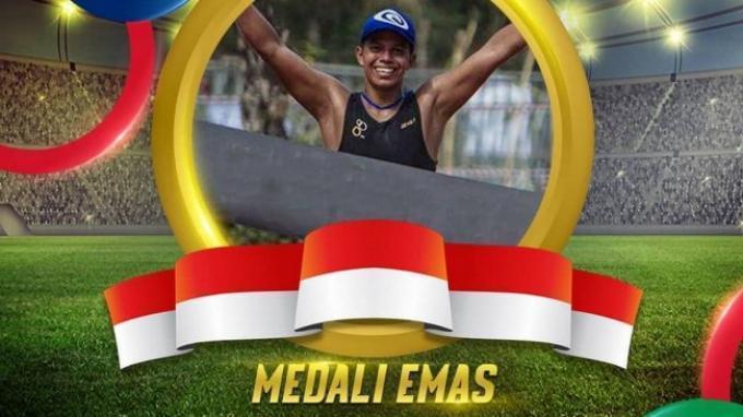 Muhammad Taufik, Atlek Modern Pentathlon Indonesia, Sempat Idap Paru-Paru Basah hingga Ikuti Lomba
