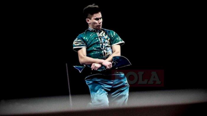 Atlet wushu Indonesia, Edgar Xavier Marvelo