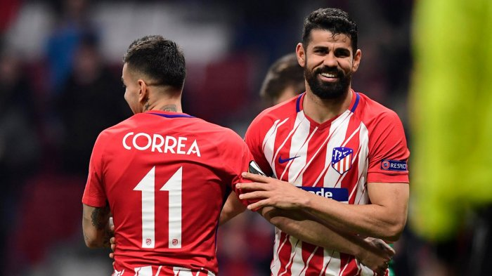 VIDEO - Perkelahian Costa-Carvajal Panaskan Laga Real Madrid Vs Atletico