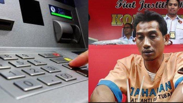 Kronologi Pria Tuban Berhasil Tarik Uang Rp 6,15 Juta Usai Menemukan ATM BNI