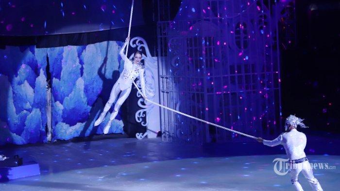 Mengisi Liburan MKG Gelar Pertunjukkan Sirkus Bertajuk 'Cirque de Soul on Ice'