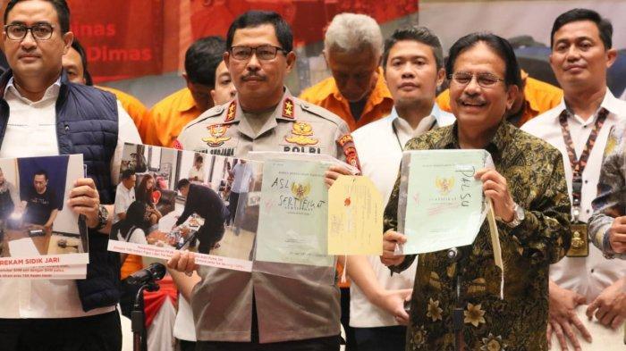 Kementerian ATR/BPN dan Polri Selamatkan Rp 85 Miliar dari Mafia Tanah