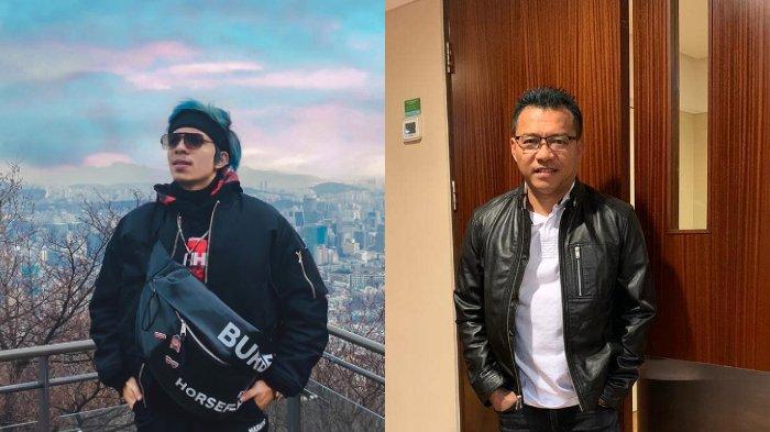 Atta Halilintar meminta saran pada Anang Hermansyah terkait kasus dugaan pelanggaran hak cipta yang dilayangkan Nagaswara pada Gen Halilintar.