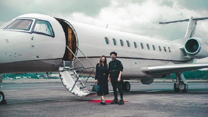Atta dan Aurel Bulan Madu ke Bali Naik Jet Pribadi, Sewa Tempat Privat untuk Satu Minggu Honeymoon