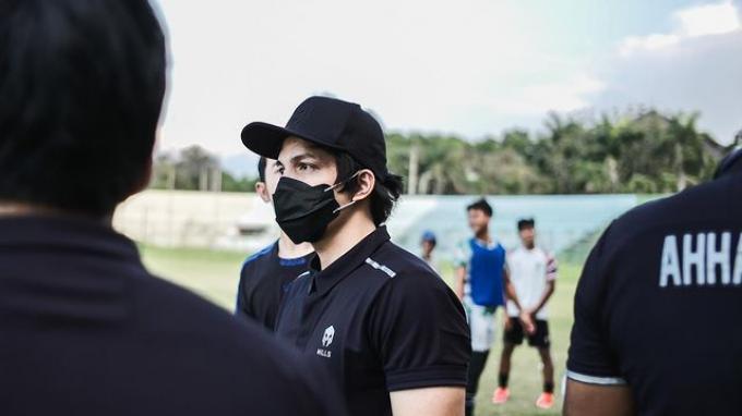 AHHA PS Pati dan Persis Solo Tergabung di Grup C Liga 2 2021, Atta: Timnya Mas Kaesang Luar Biasa