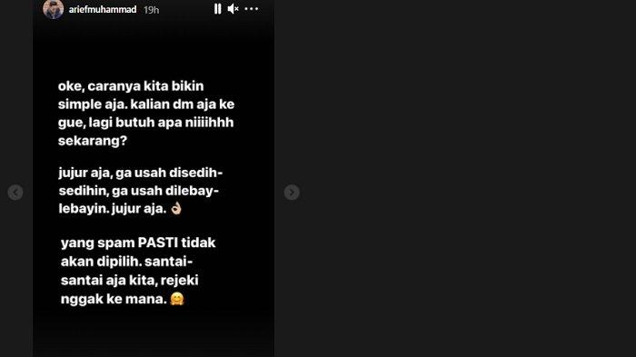 Aturan Bermain Ikoy-ikoyan menurut Arief Muhammad
