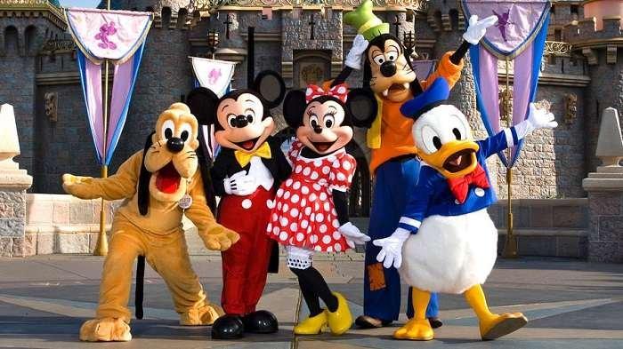 Disneyland Rumahkan 28 Ribu Karyawan di AS karena Pandemi Covid-19 Belum Juga Usai