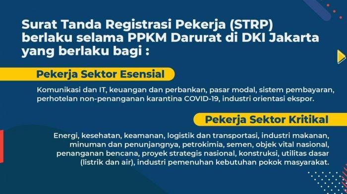 Aturan pengecualian STRP