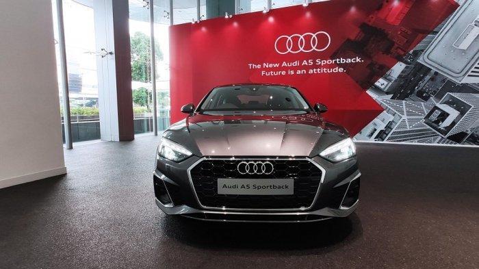 Audi Rilis New A5 Sportback dan Coupe, Dibanderol Rp 1,2 Miliar
