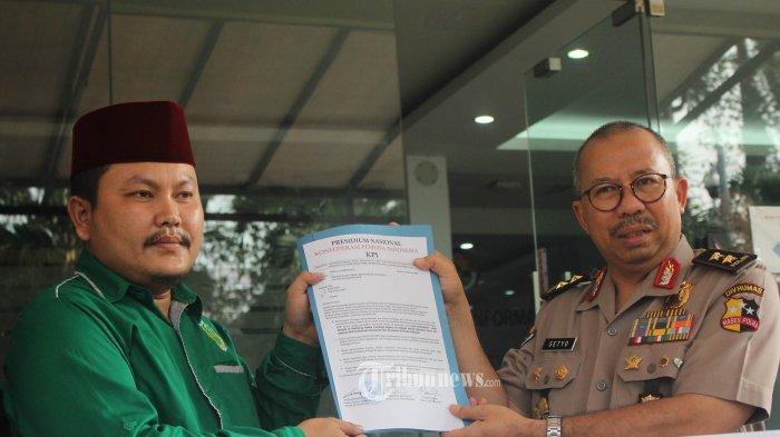 SIAPA Lisman Hasibuan, Petinggi KNPI yang Desak Prabowo Mundur dari Gerindra? Pernah Laporkan Ahok