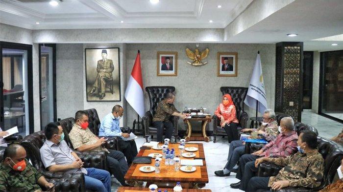 Ketua Komite III DPD: Manfaatkan Asrama Haji Solusi Kurangi Beban Karantina Jamaah Umrah