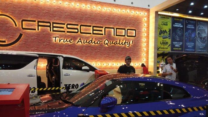 Cari Car Audio? Ada Diskon Menarik dari Audio Plus Selama GIIAS 2019