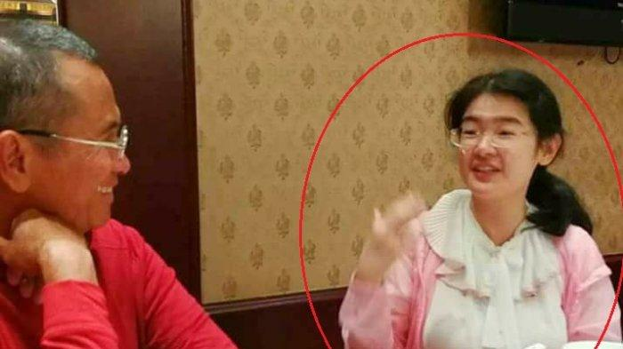 Audrey Yu, gadis super jenius asal Surabaya yang harus (Facebook Rudy Kurniawan)