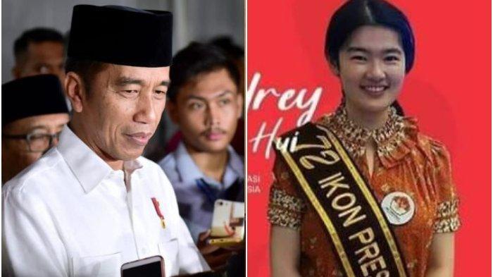 Daftar Hoaks Sekaligus Fakta Audrey Yu Jia Hui, Disebut Kerja di NASA & Curi Perhatian Jokowi