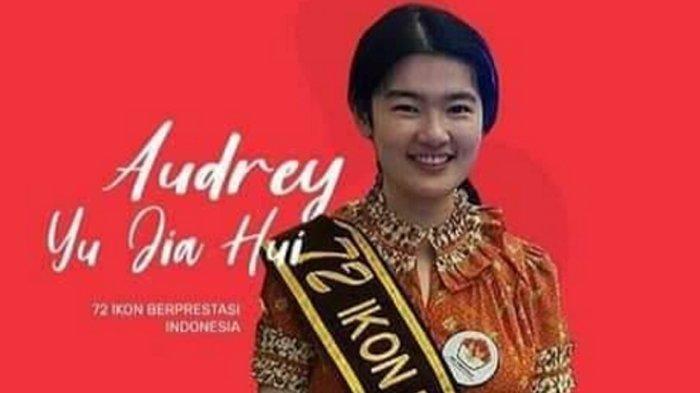 Fakta-fakta Audrey Yu Jia Hui, berita hoaks tentang dirinya hingga sosok gadis jenius asal Surabaya ini.