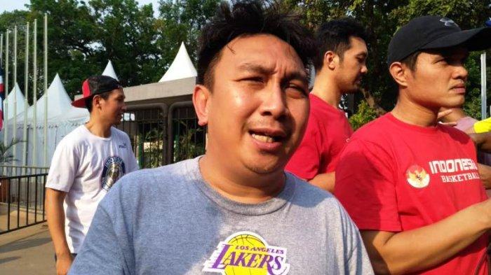 Augie Fantinus Senang Penonton Basket Asian Para Games Lebih Ramai Dari Asian Games