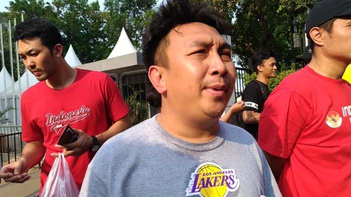 Tim Basket Kursi Roda Indonesia Kalah, Aktor Ini Tetap Bangga
