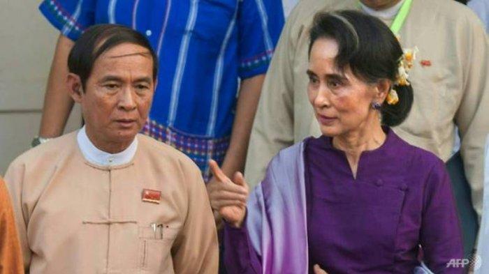 Pengacara: Aung San Suu Kyi Akan Ditahan Sampai 17 Februari dan Diadili