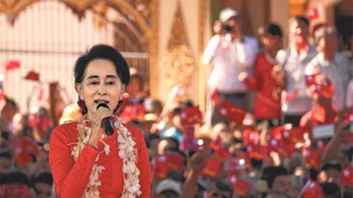Aung Suu Kyi Nasibmu Kini di Tengah Serbuan Tuduhan demi Tuduhan