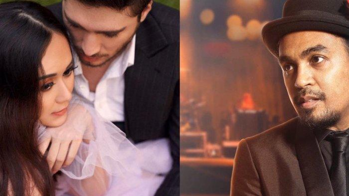 Aura Kasih-Eryck Amaral dan Glenn Fredly