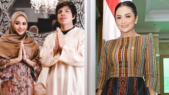 Atta Halilintar mengungkapkan harapannya untuk Krisdayanti sebagai bentuk keseriusannya dengan Aurel Hermansyah.