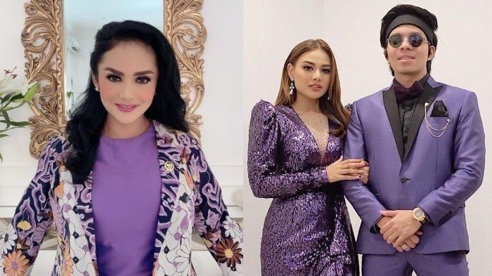 Aurel Hermansyah dan Atta Halilintar Bakal Nikah Bulan Depan, Krisdayanti: Anaknya Belum Bilang