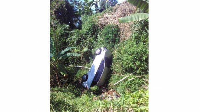 Avanza Terjun Bebas ke Jurang Sedalam 15 Meter di Sukabumi, Begini Nasib Sopir dan Penumpang