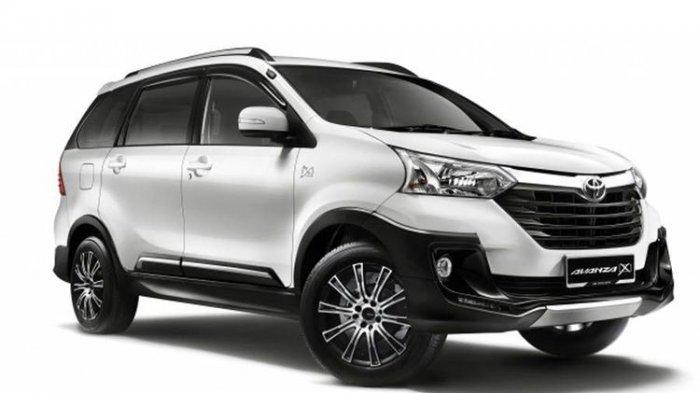 Ini Penampakan Toyota Avanza Bertampang SUV