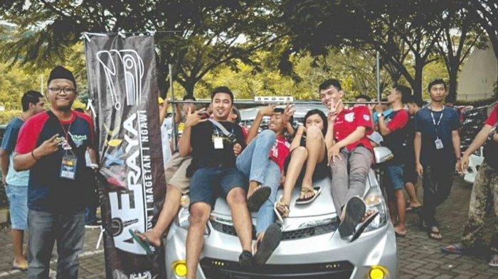Ratusan Peserta Tumpah Ruah di Jambore Nasional Keenam AvanzaXenia Indonesia Club