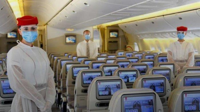 Protokol Kesehatan dari 6 Maskapai Penerbangan di Dunia, Termasuk Emirates