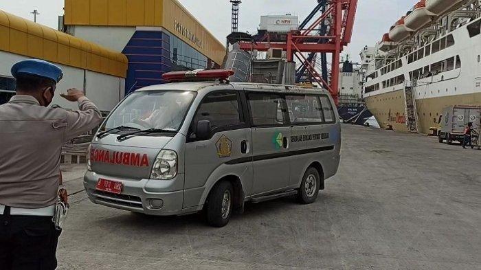 8 Awak KM Dorolonda Dinyatakan Positif Corona Usai Jalani Rapid Test di Tanjung Priok