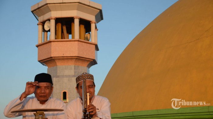 Daftar Lokasi Pemantauan Hilal di 34 Provinsi dan Rangkaian Sidang Isbat Penentuan Awal Ramadan 2020