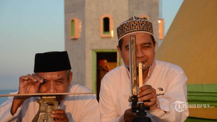 Kemenag Akan Pantau Hilal dan Sidang Isbat Penentuan Awal Ramadhan Sesuai dengan Protokol Covid-19