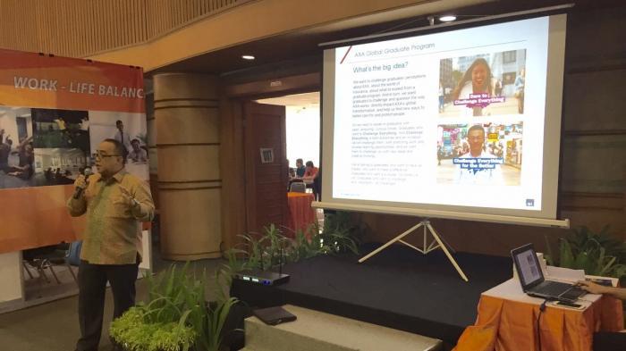AXA Mandiri Tawarkan Kawula Muda Belajar ke 58 Negara