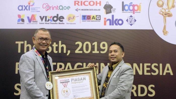 Astragraphia Xprins Indonesia Raih Penghargaan Printpack Indonesia Awards 2019