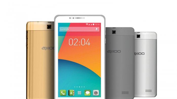 Axioo Buka Tahun 2018 Dengan Hadirkan Tablet 4G LTE yang Elegan dan Terjangkau