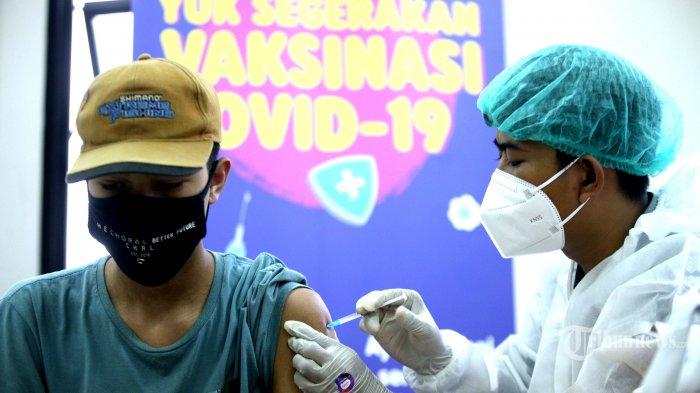 UPDATE Capaian Vaksinasi Covid-19 RI: 83 Juta Dosis Pertama, 46 Juta Dosis Kedua