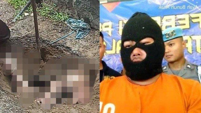 Pura-pura Lupa Ingatan Sudah Bunuh Anak & Tak Hadiri Pemakaman, Ayah Kandung: Saya Sangat Menyesal